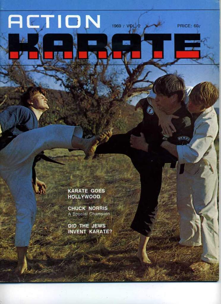 1969 Action Karate