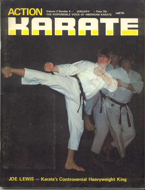 01/70 Action Karate
