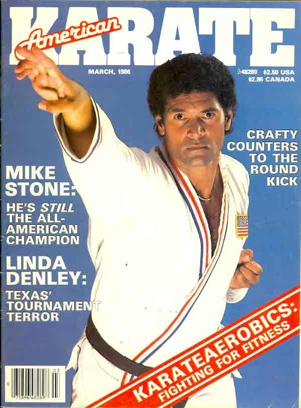 MARCH 1977 BLACK BELT martial arts magazine