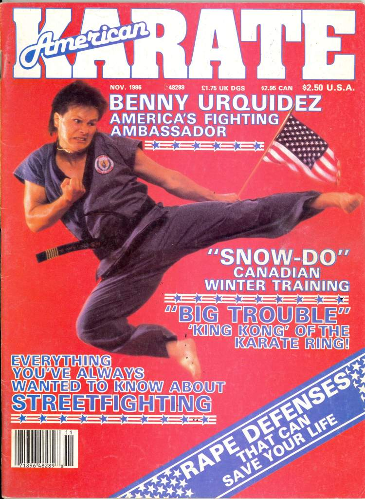 benny urquidez and jackie chan