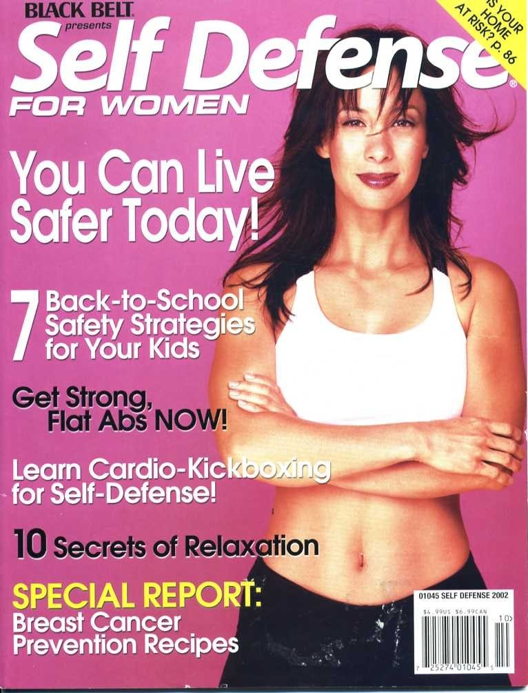 Fall 2002 Self Defense For Women