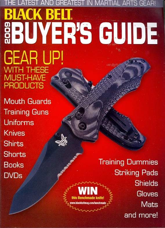 2009 Black Belt Buyers Guide