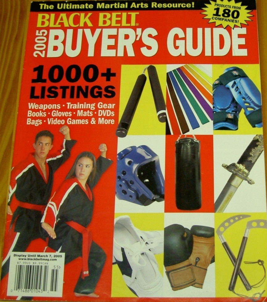 2005 Black Belt Buyers Guide
