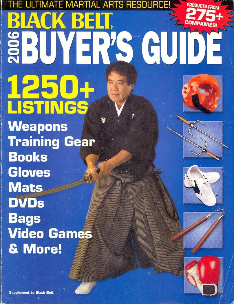 2006 Black Belt Buyers Guide