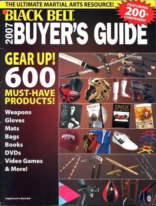 2007 Black Belt Buyers Guide