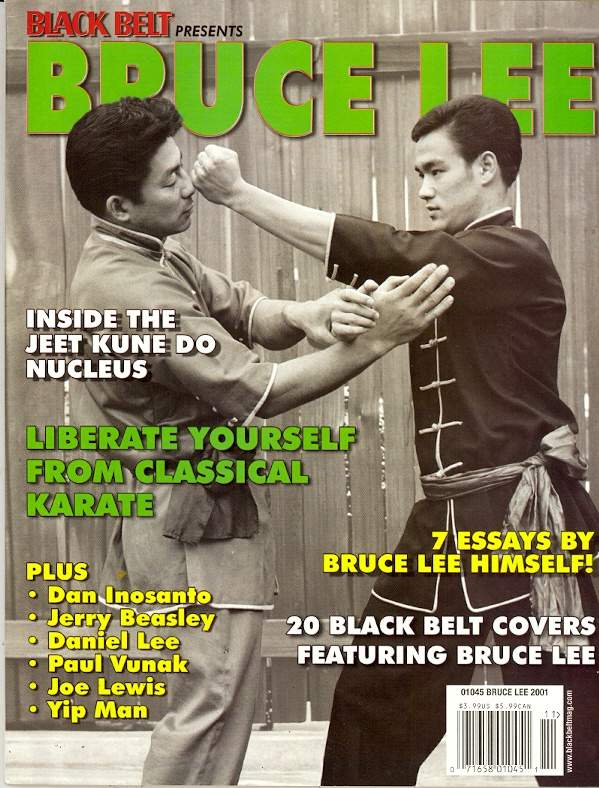 2001 Black Belt Presents Bruce Lee