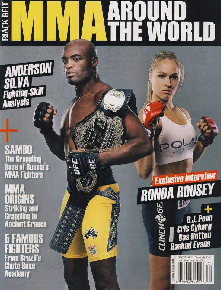 Winter 2013 MMA Around the World