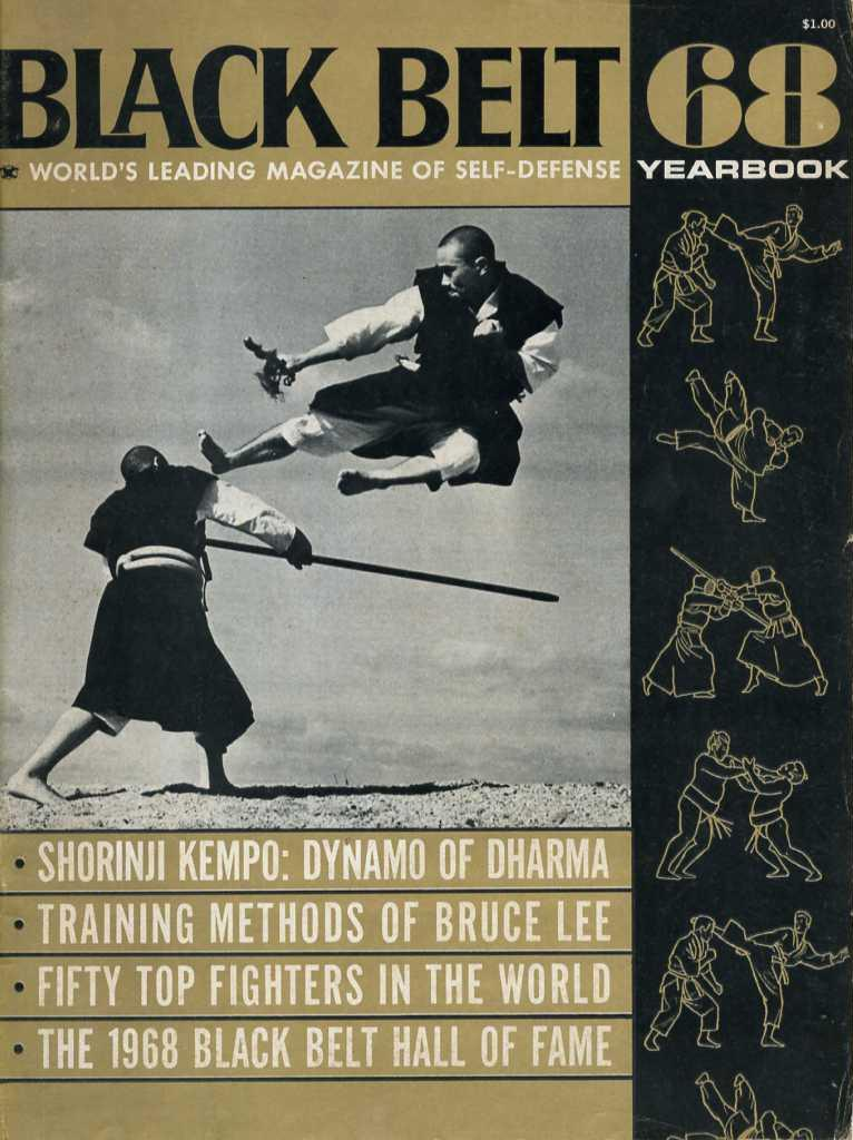 1968 Black Belt Yearbook