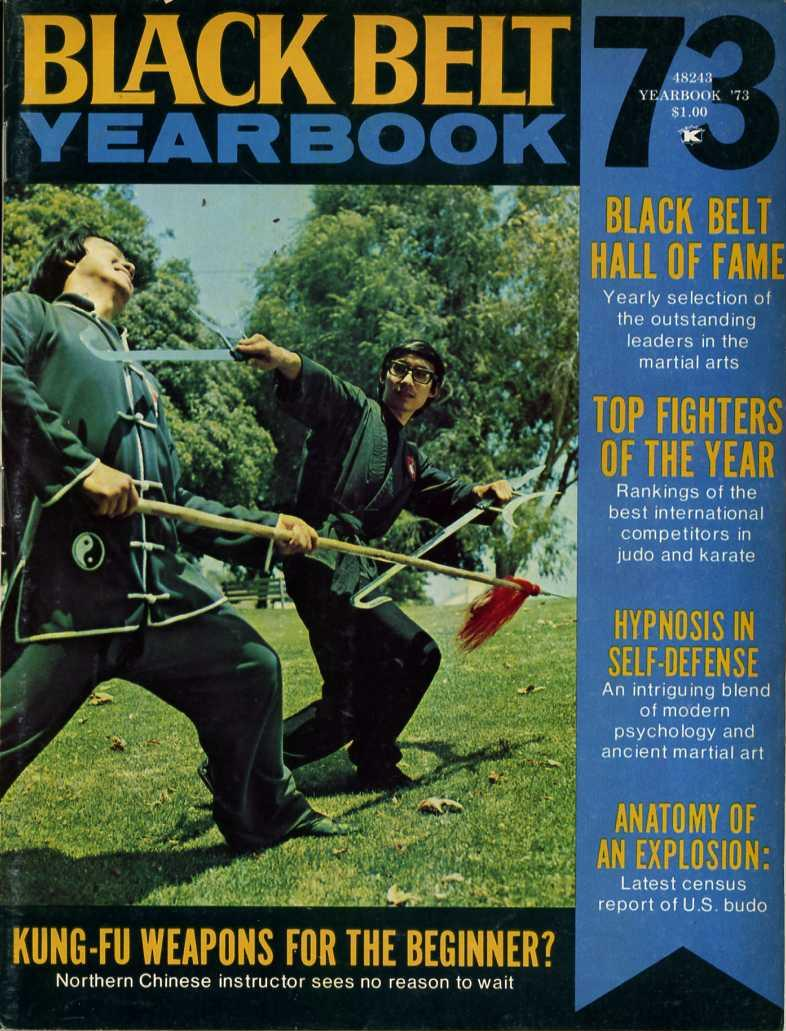 1973 Black Belt Yearbook