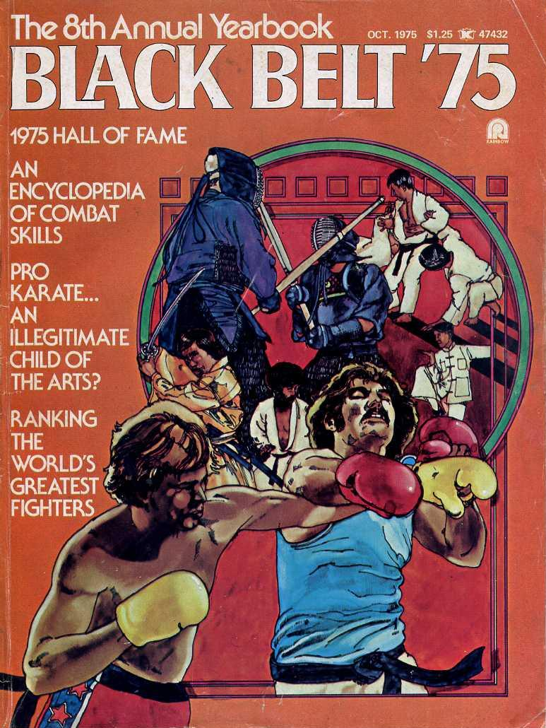 1975 Black Belt Yearbook