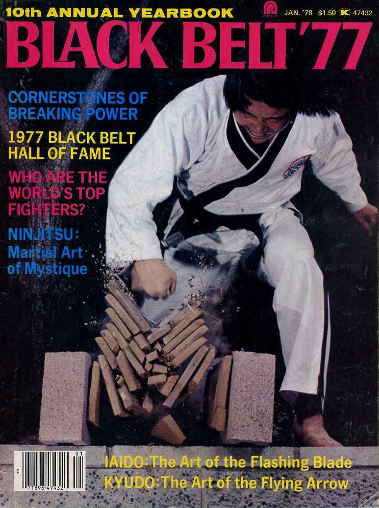 1977 Black Belt Yearbook