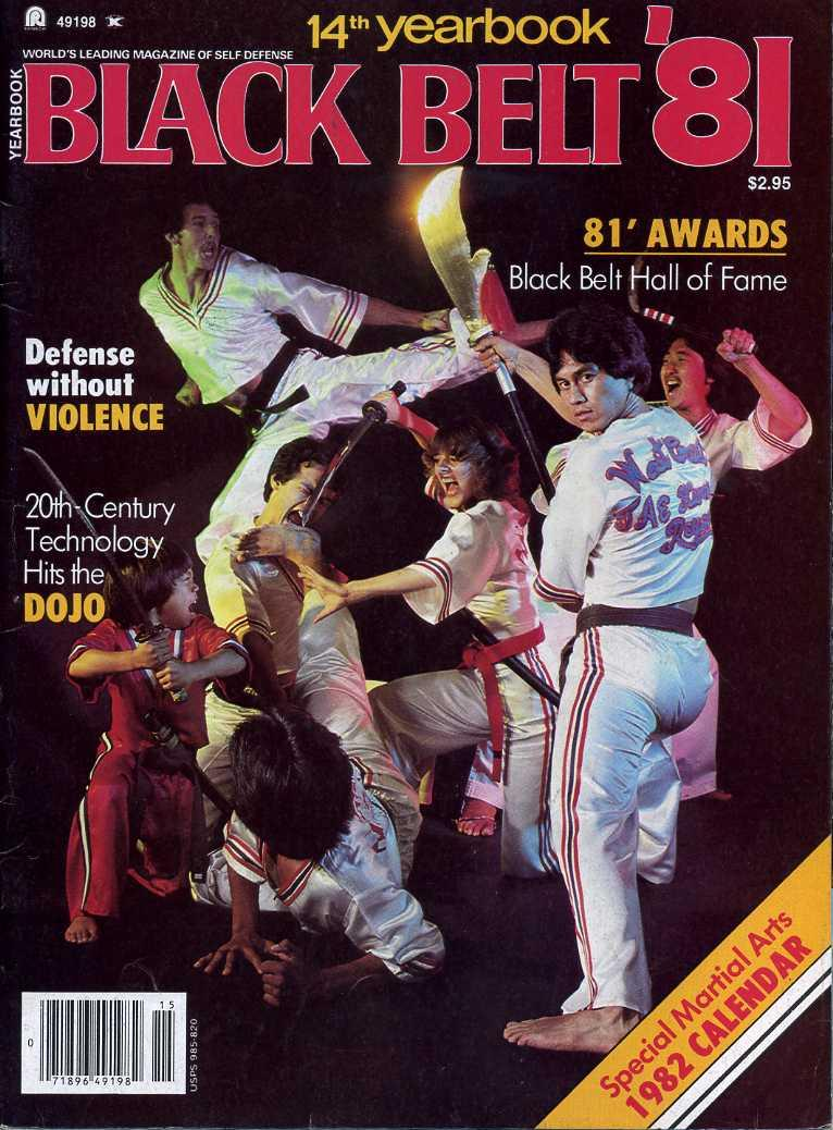1981 Black Belt Yearbook
