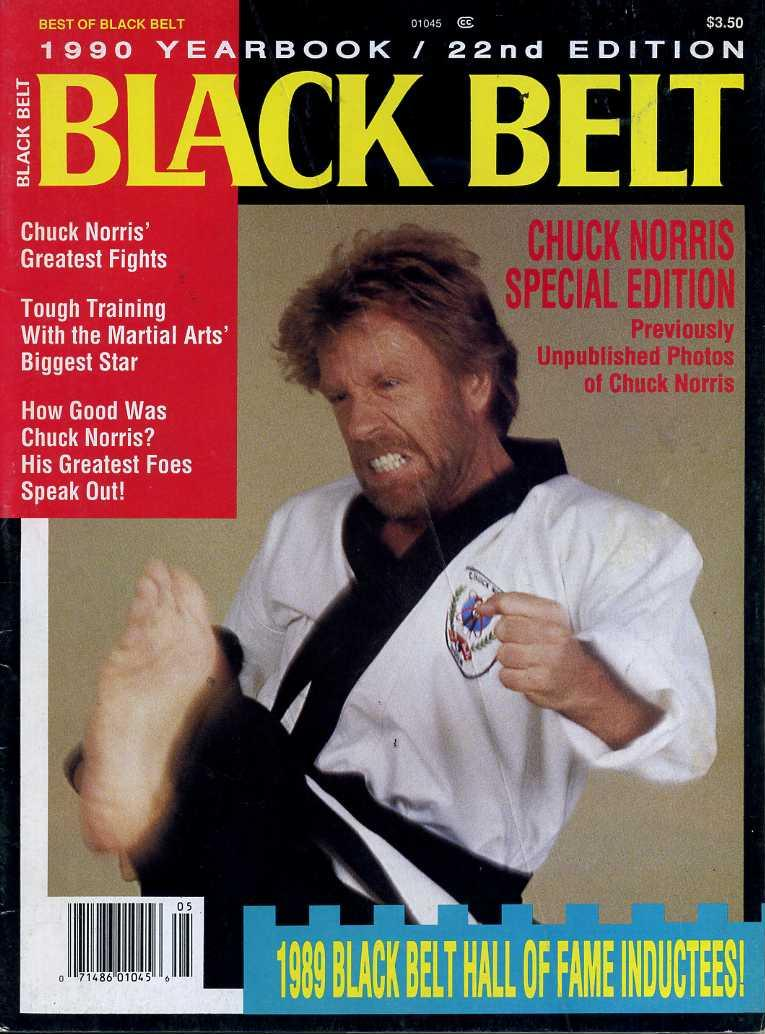 1990 Black Belt Yearbook