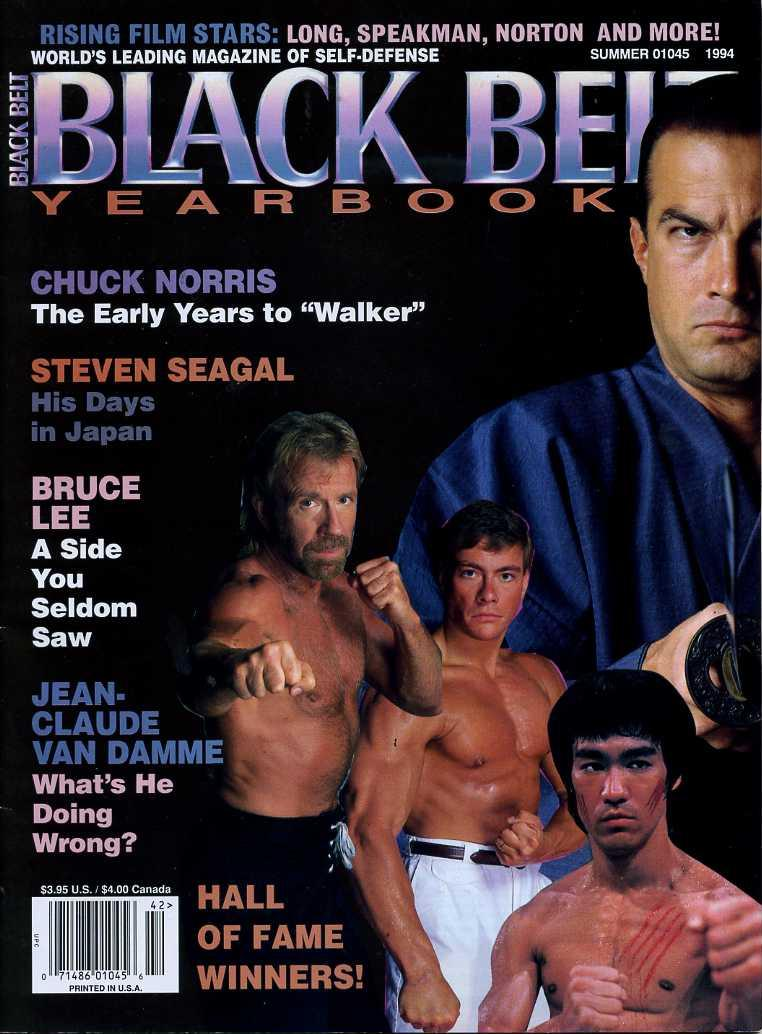 1993 Black Belt Yearbook