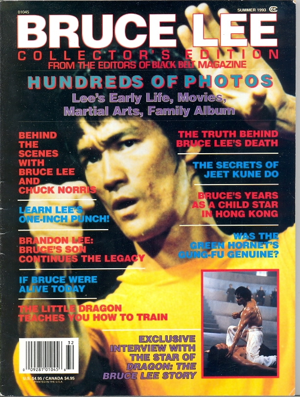 Summer 1993 Bruce Lee Collector's Edition