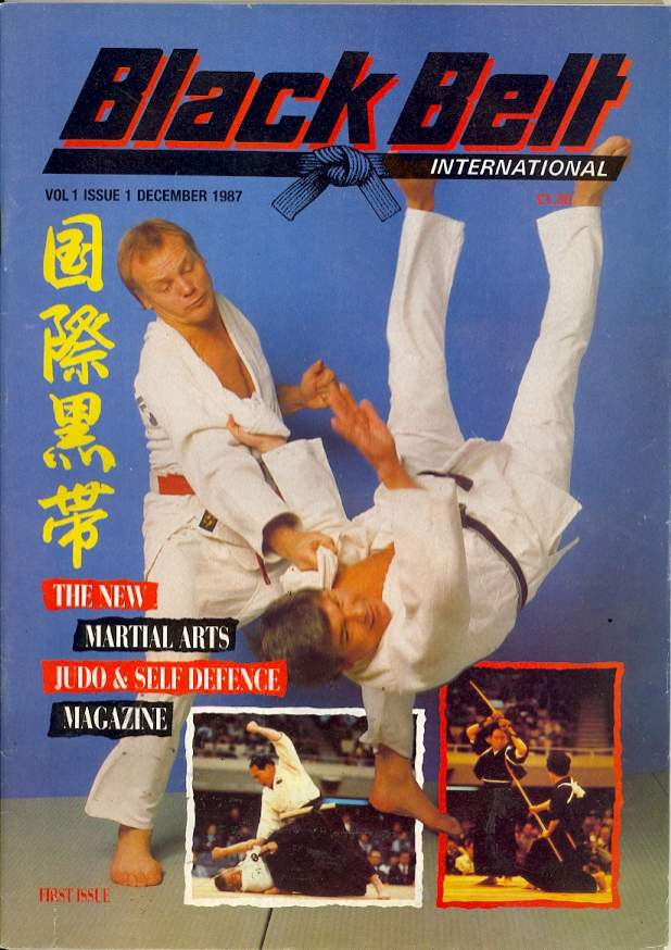 12/87 Black Belt International