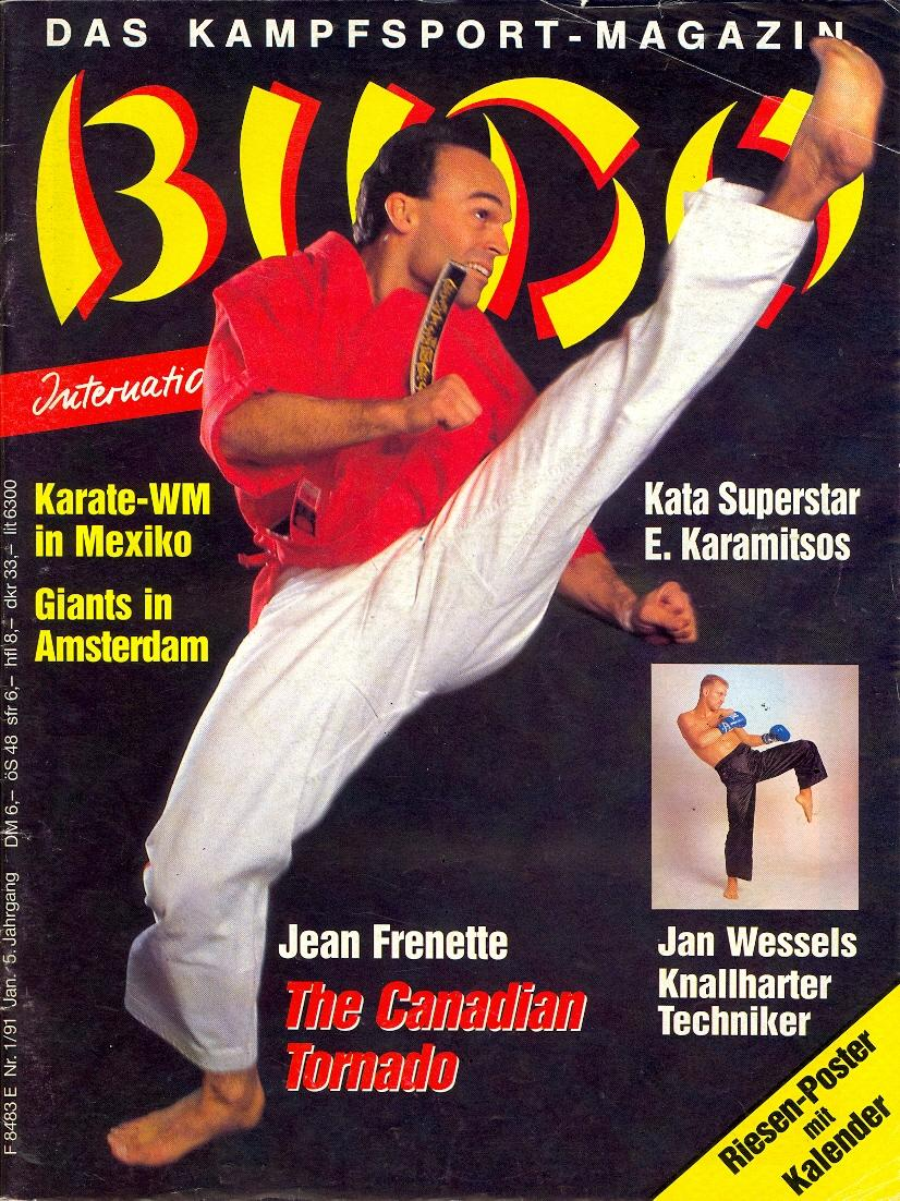 01/91 Budo International