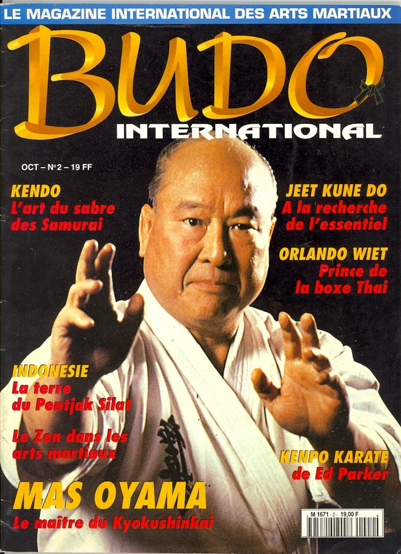 10/94 Budo International