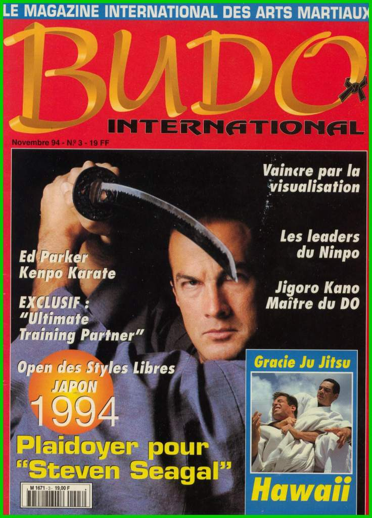 11/94 Budo International