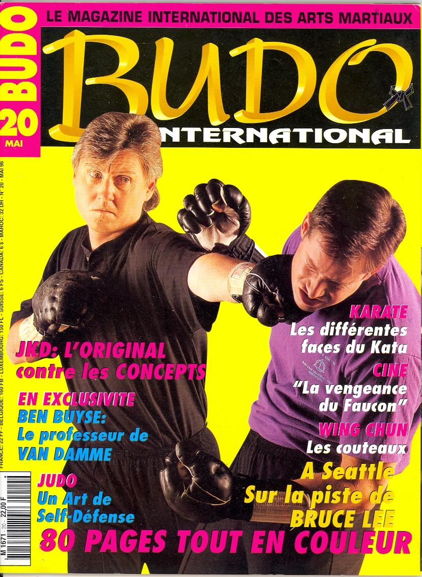 05/96 Budo International