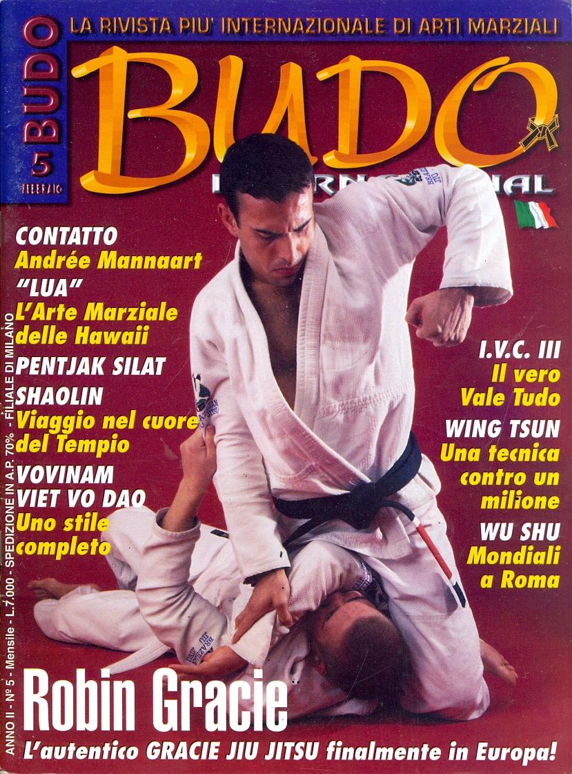 1997 Budo International