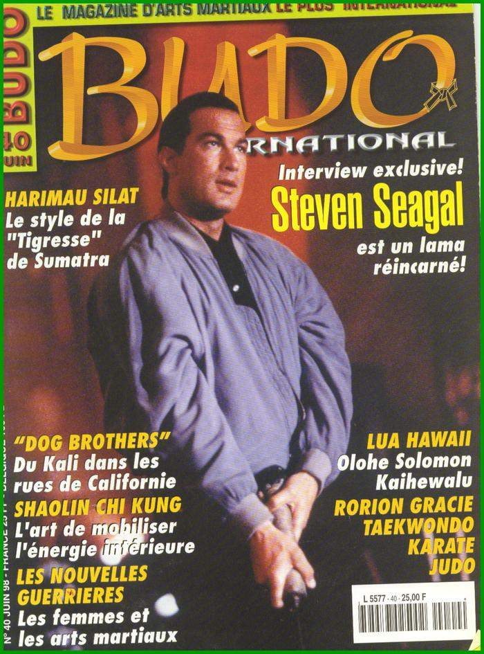 06/98 Budo International