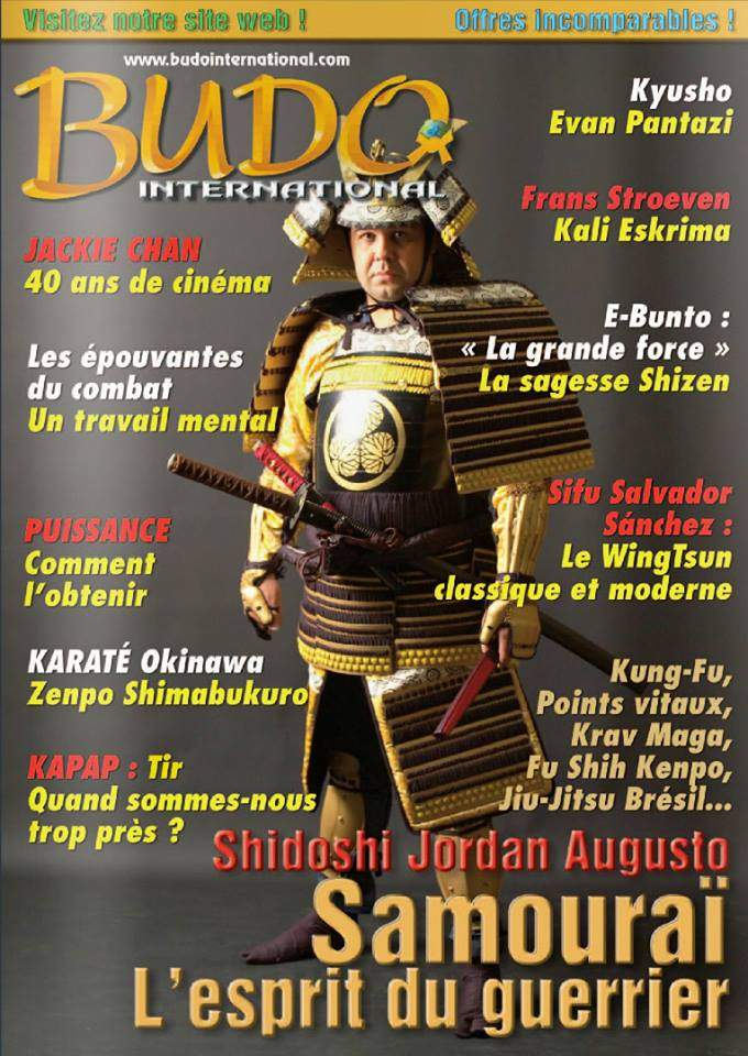 11/13 Budo International