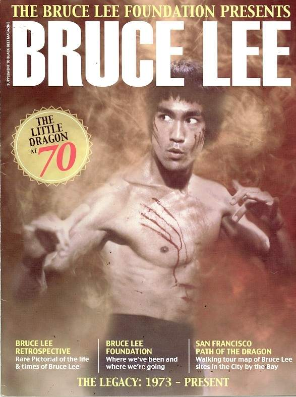 2010 Bruce Lee 70th Anniversary Collector Program