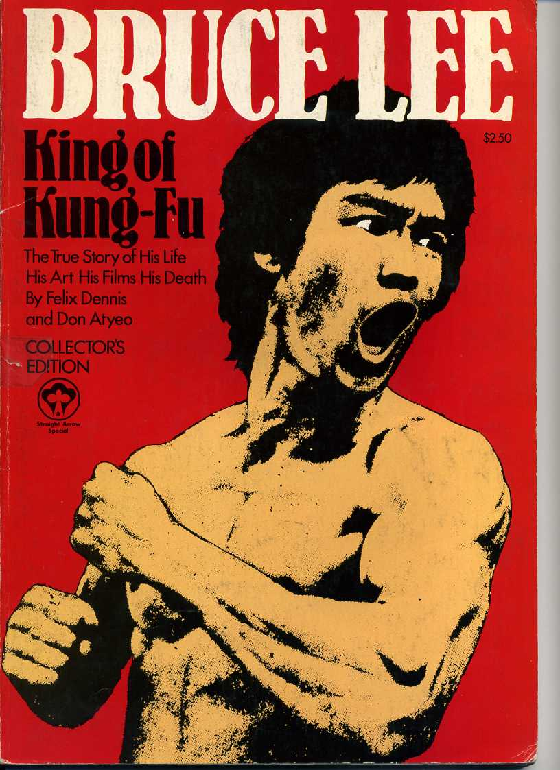 1974 Bruce Lee King of Kung Fu