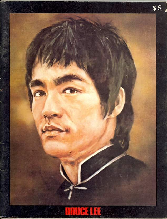 1974 Bruce Lee, The Man The Legend