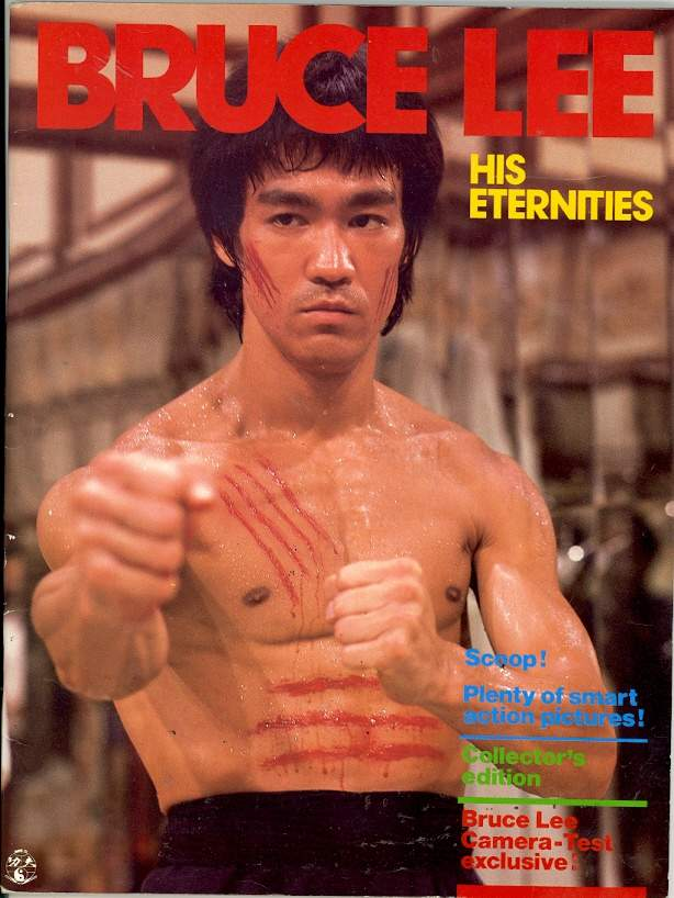 11/84 Bruce Lee Special His Eternities