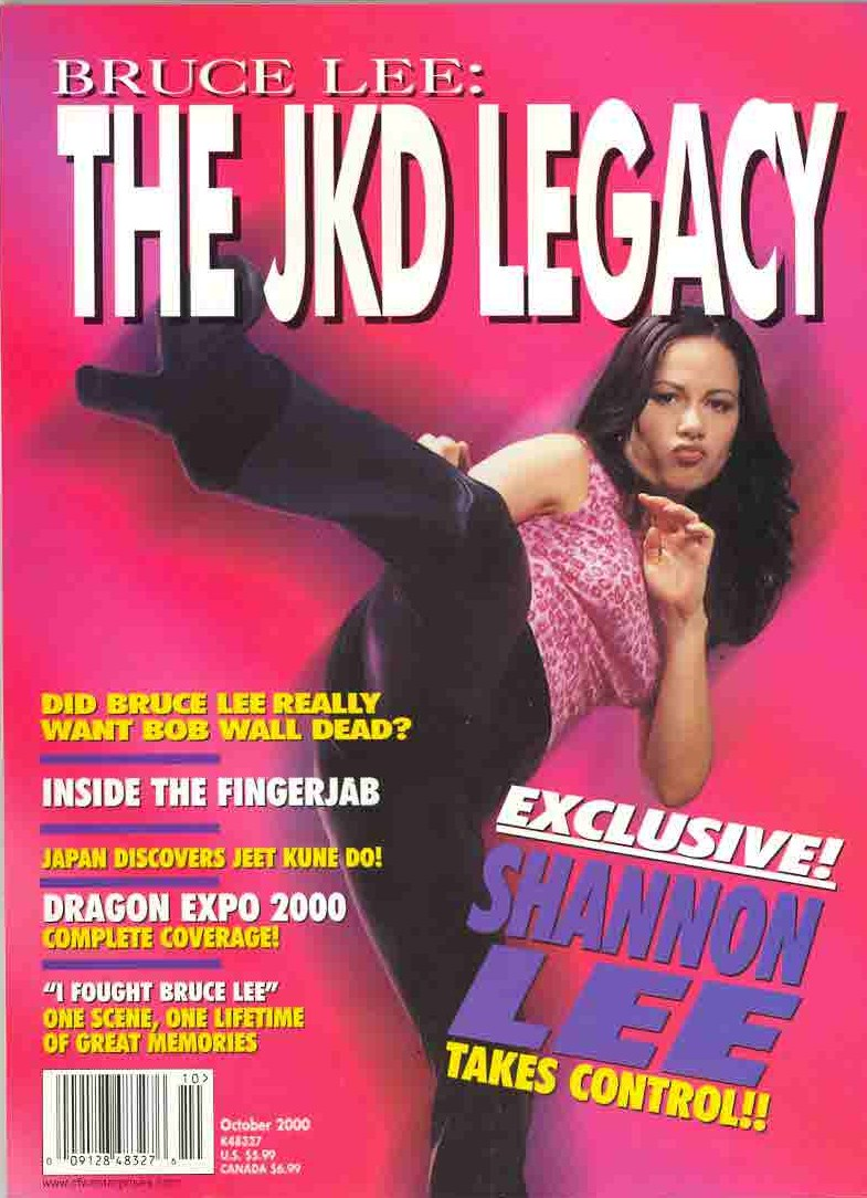 10/00 Bruce Lee: The JKD Legacy