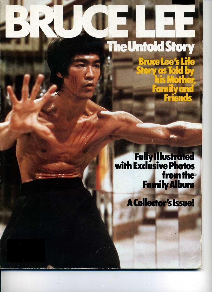 1980 Bruce Lee The Untold Story