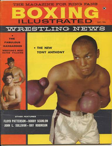 12/58 Boxing Illustrated