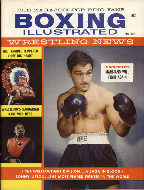 02/59 Boxing Illustrated