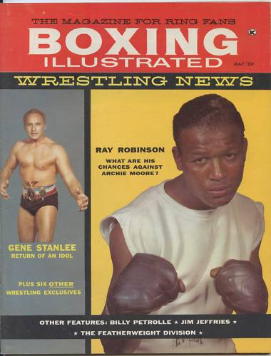 05/59 Boxing Illustrated