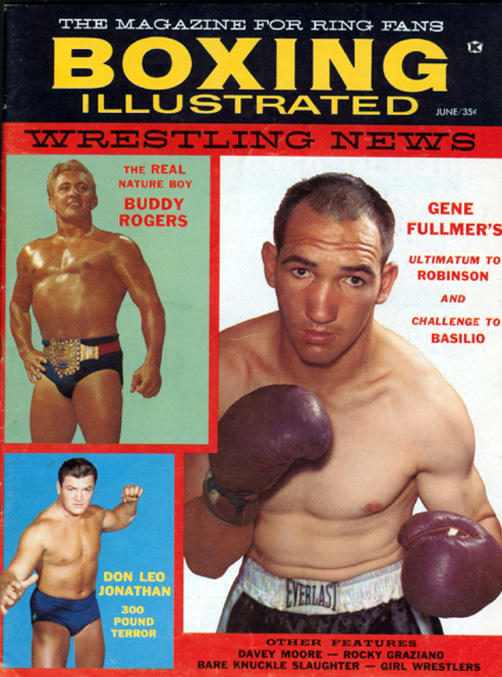 06/59 Boxing Illustrated