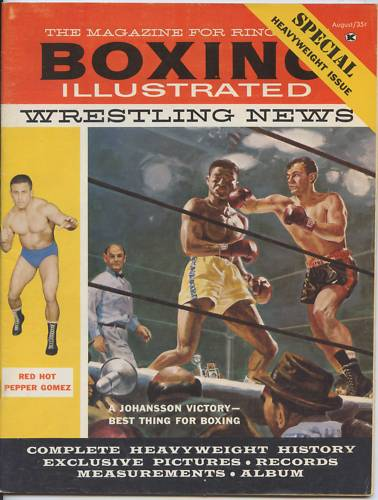 08/59 Boxing Illustrated