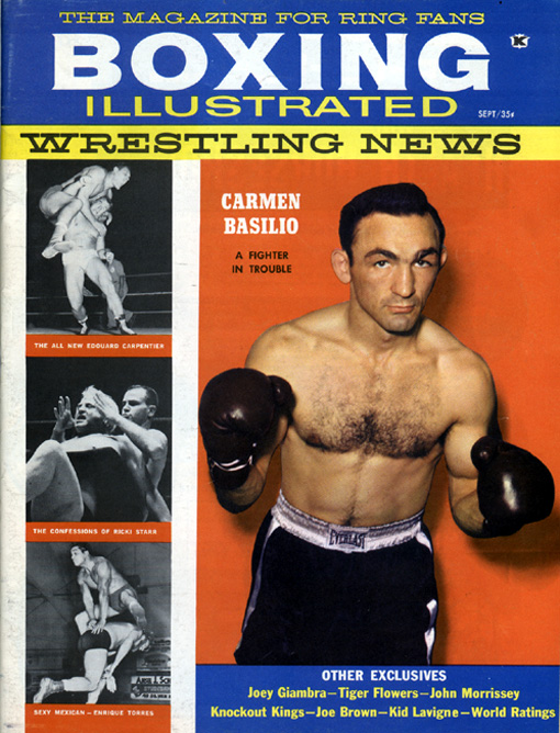 09/59 Boxing Illustrated