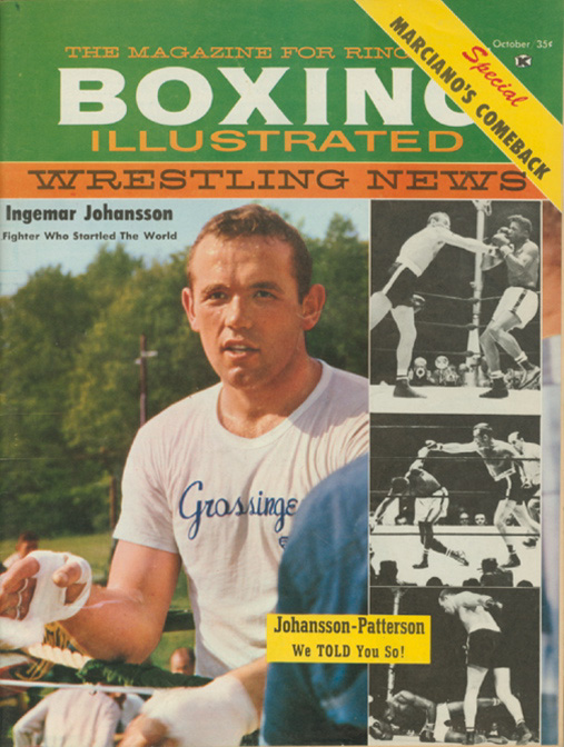 10/59 Boxing Illustrated