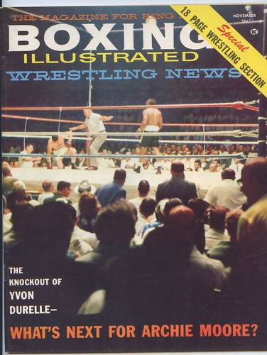 11/59 Boxing Illustrated