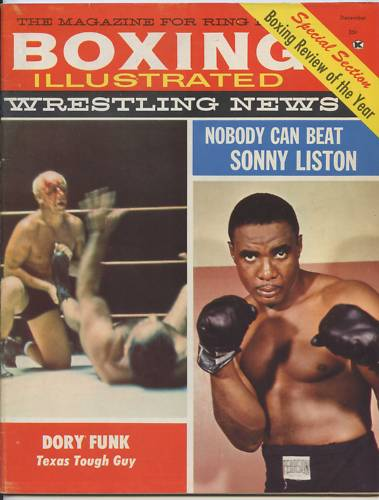 12/59 Boxing Illustrated