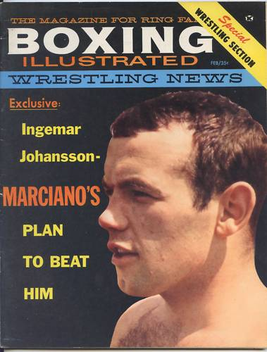 02/60 Boxing Illustrated