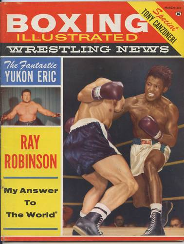 03/60 Boxing Illustrated