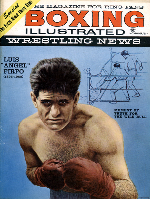 11/60 Boxing Illustrated