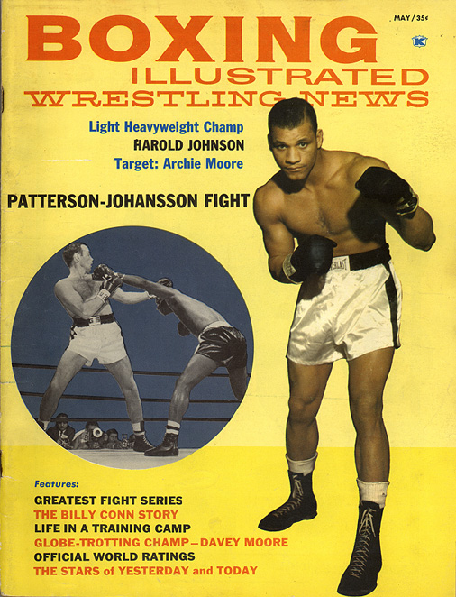 05/61 Boxing Illustrated