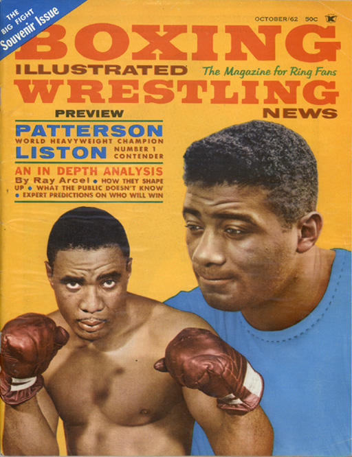 10/62 Boxing Illustrated