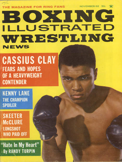 11/62 Boxing Illustrated