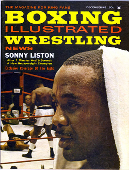 12/62 Boxing Illustrated