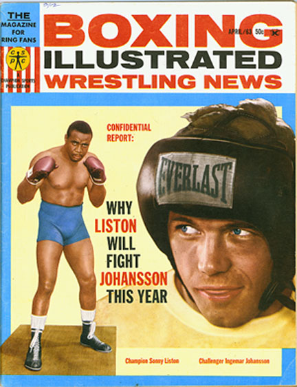 04/63 Boxing Illustrated